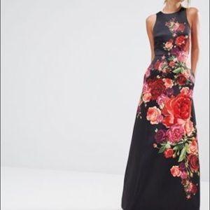 Ted Baker London Dresses - Ted Baker Marico rose gown